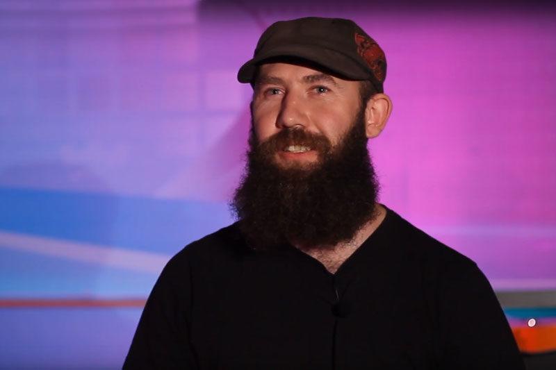 Володимир Ільків, художник-реконструктор човнів (ВІДЕО)