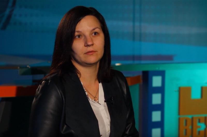 Вікторія Пюревич, натурниця (ВІДЕО)