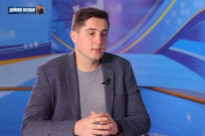 Назар Рогів, нач. управління інфраструктурної політики (ВІДЕО)