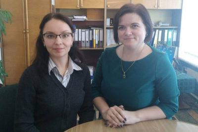 Вікторія Максимів. Юлія Яворська. Як вигідно себе подати (ВІДЕО)