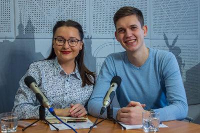 Юлія Мединська і Богдан Дівнич. Наука від молоді (АУДІО)