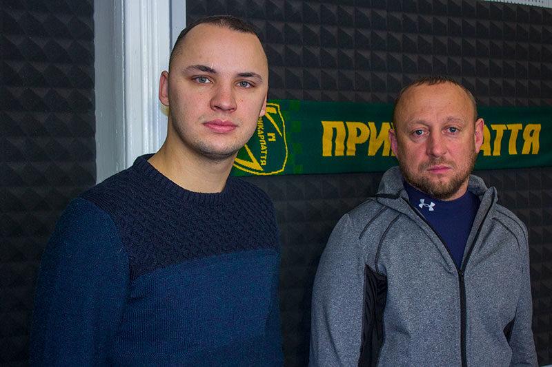 Сергій Данищук та Андрій Данищук, таеквондисти «Danyshchuk team» (АУДІО)