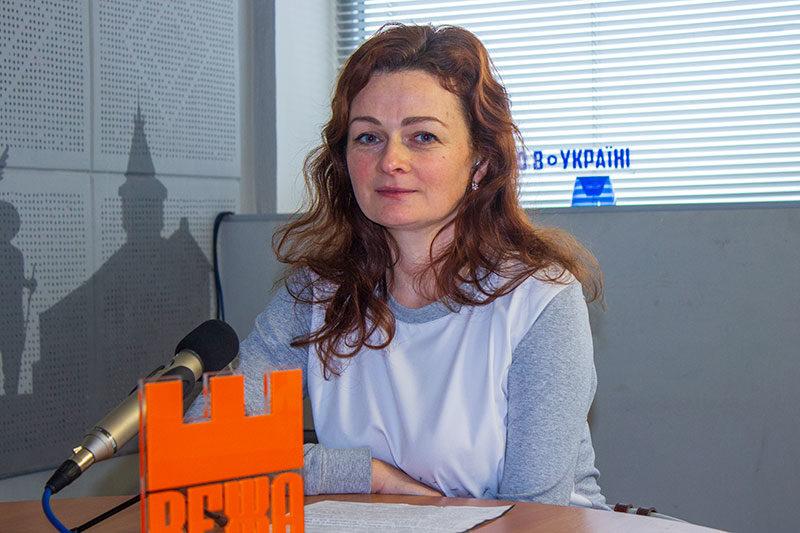Наталія Булавинець . ВІЛ/СНІД – не вирок (АУДІО)