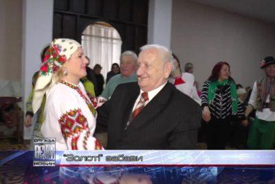 Івано-франківські дідусі та бабусі згадували молодість на Андріївських вечорницях (ВІДЕО)