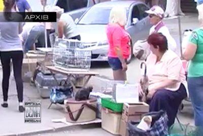 Торгівці тваринами в Івано-Франківську вдаються до нечесних оборудок (ВІДЕО)