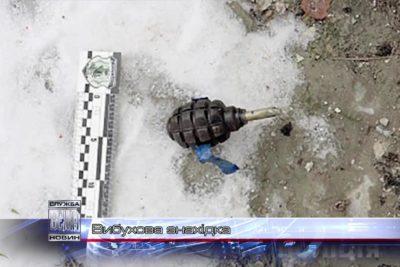 На території івано-франківського навчального закладу знайшли вибухівку (ВІДЕО)