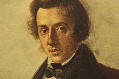 Фридерик Шопен, польський композитор та піаніст (ВІДЕО)
