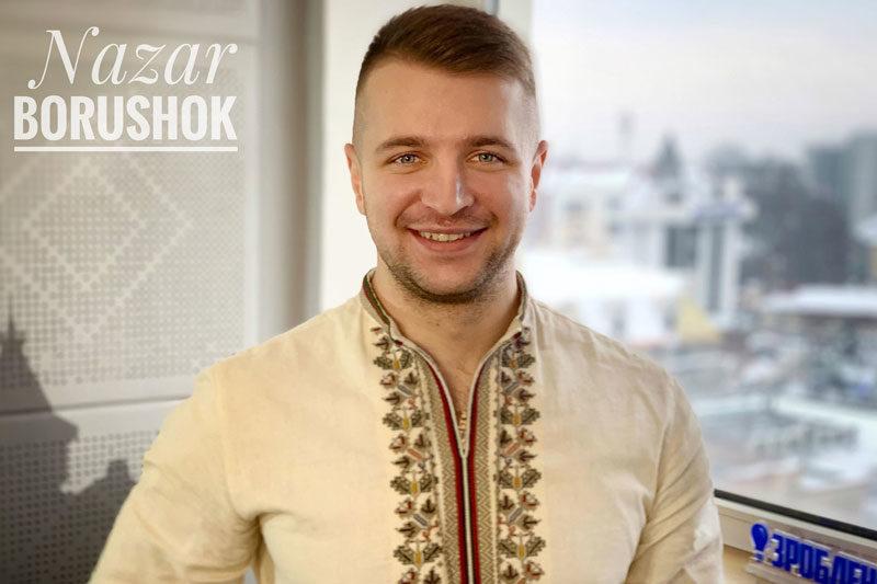 Назар Борушок заради ролі в кіно ладен схуднути на 12 кілограмів! (ВІДЕО)