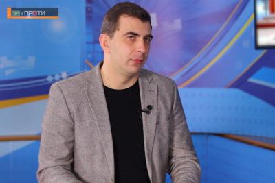 Володимир Олійник, депутат міської ради (ВО №10) (ВІДЕО)