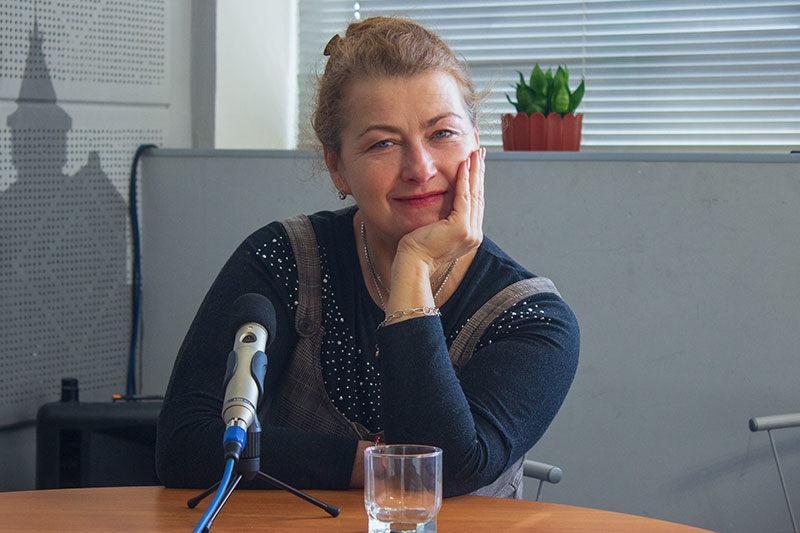 Олександра Кодак. Нетипова професія (АУДІО)