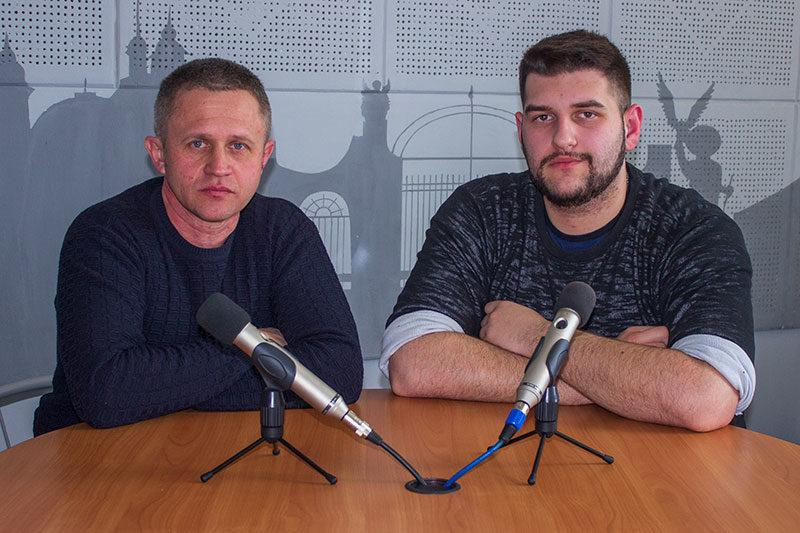 Сергій Демчук та Назар Гривул. Програма для порятунку життів (АУДІО)