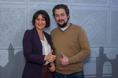 Максим Лисюк, голова обласної організації «Комітет виборців України» (ВІДЕО)