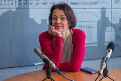 Лада Маланій. Акселератор креативних жіночих стартапів (АУДІО)
