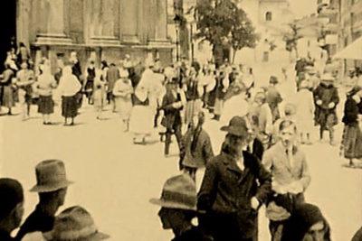 Німецька громада Станиславова під опікою Теодора Цьоклера (1920-30 рр) (ВІДЕО)