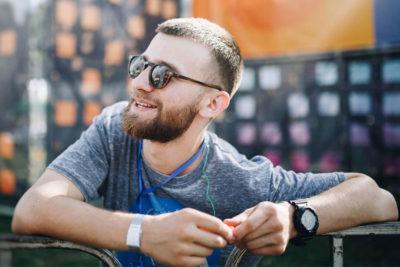 """Макс Пташник: """"Музика, це щоб ніколи не працювати, а робити музику"""" (ВІДЕО)"""