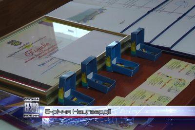 В Івано-Франківську відзначили 5-ту річницю  Національної гвардії України (ВІДЕО)