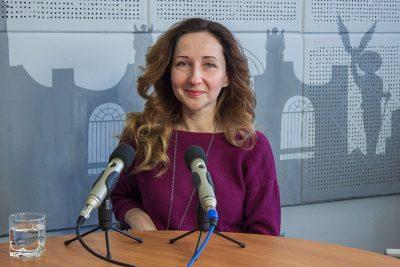 Софія Федорович. Скрипка – для наймолодших (АУДІО)