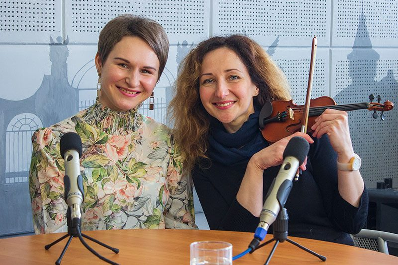 Софія Федорович та Христина Юрків. «Мініатюрна» музика (АУДІО)