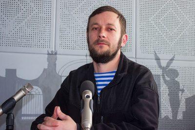 Андрій Фармуга, ветеран АТО, громадський діяч (АУДІО)