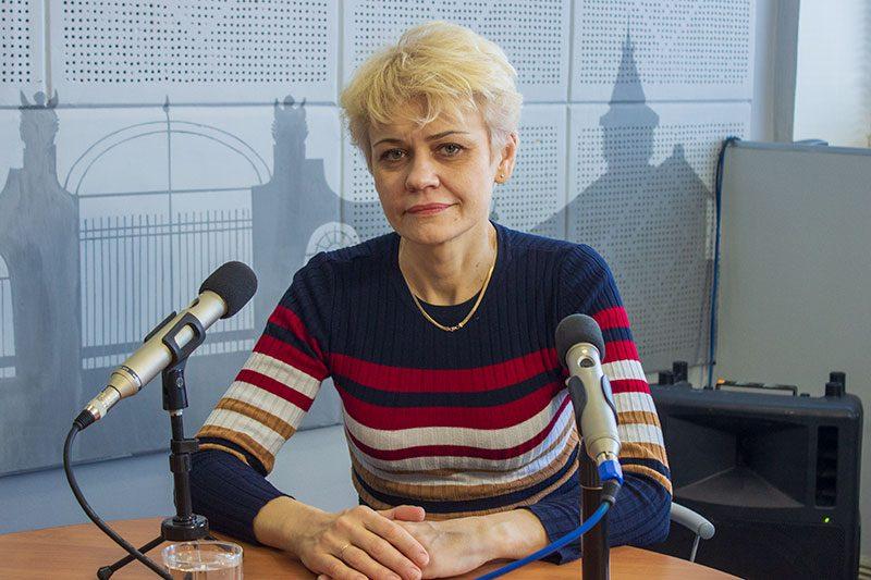 Вікторія Гриб. Лікування та профілактика інсульту (АУДІО)