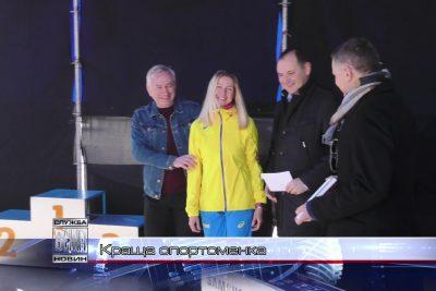 Краща спортсменка Івано-Франківська готується до Олімпійських ігор (ВІДЕО)
