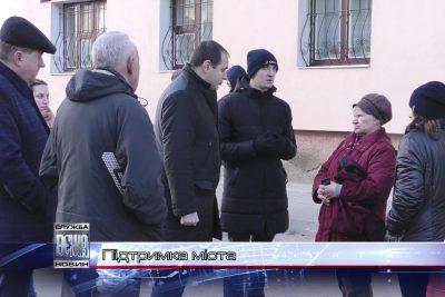 В Івано-Франківській мерії розробляють проект заміни  електромереж у будинках (ВІДЕО)