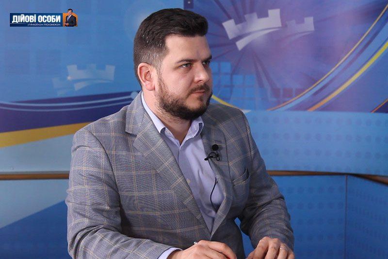 Мирослав Федорків, начальник управління комунальної політики (ВІДЕО)