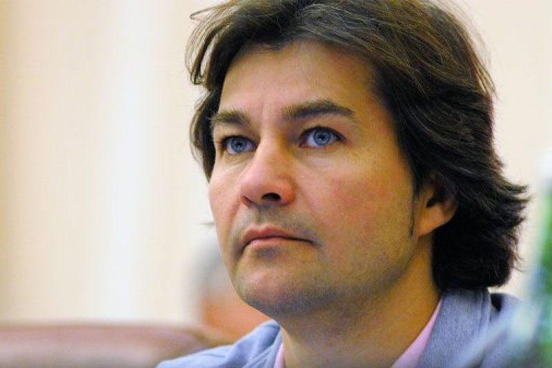 Євген Нищук, Міністр культури України, актор театру і кіно (АУДІО)