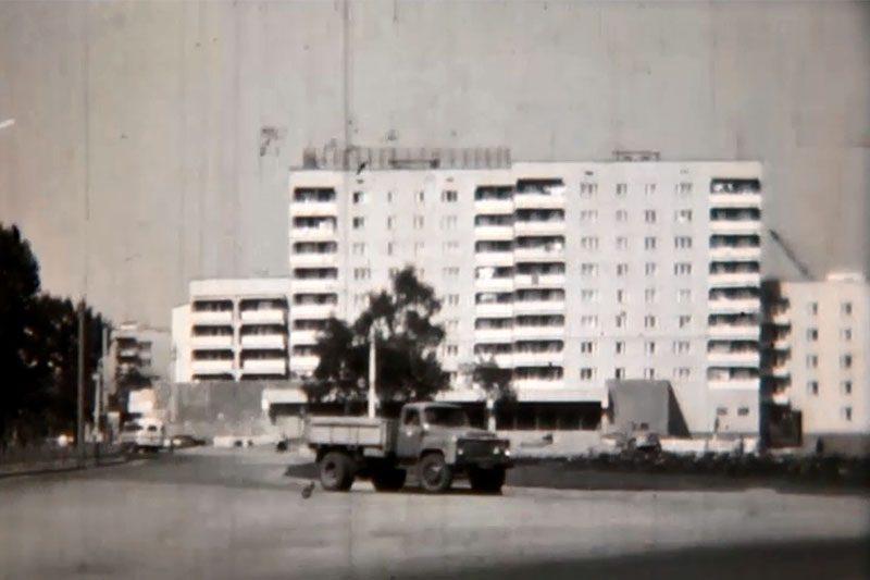 Оцифрований Франківськ: у мережу виклали відео кін.1970 – поч.80 рр