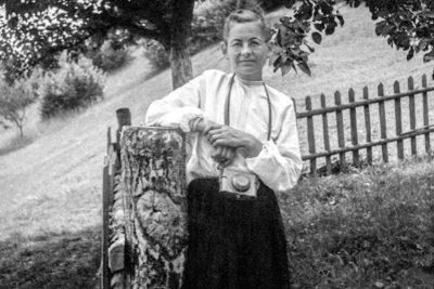 Параска Плитка-Горицвіт, гуцульська художниця, фотограф, письменниця, казкарка (ВІДЕО)