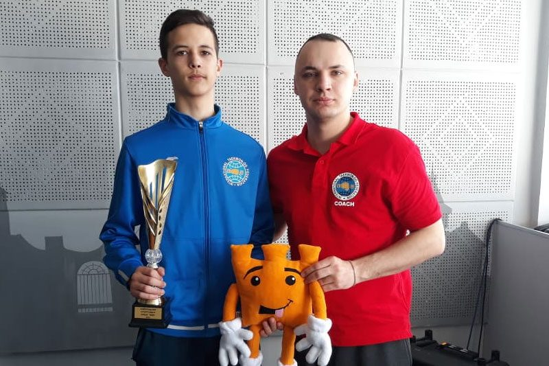 Андрій Данищук та Олександр Микицей. «Кубок Воїна 2019» (АУДІО)