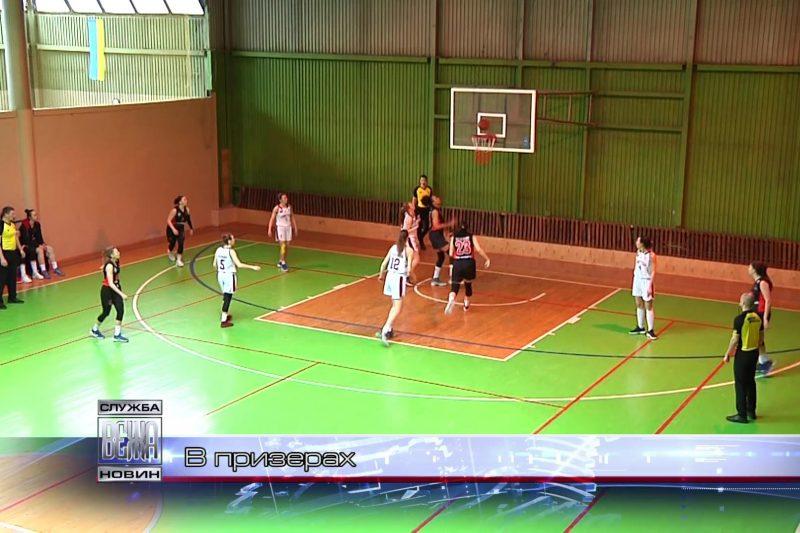 """Жіноча баскетбольна  Суперліга : """"Франківськ - ПНУ"""" - в призерах (ВІДЕО)"""