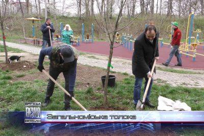 В Івано-Франківську провели загальноміську толоку (ВІДЕО)