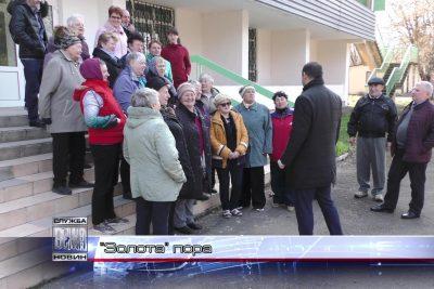 Чергова група івано-франківських пенсіонерів відправилася на відпочинок у «Лімницю» (ВІДЕО)
