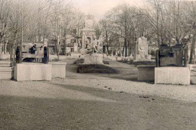 Парки і сквери Станиславова (ч.2) (ВІДЕО)