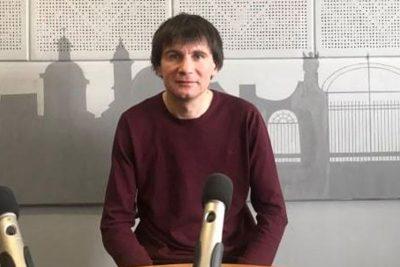 Юрій Процюк, президент та головний тренер БК «Франківськ ПНУ» (АУДІО)