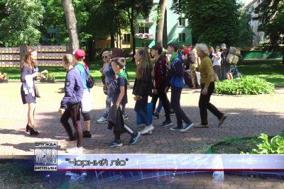 """На Прикарпатті стартувала науково-пізнавальна програма """"Чорний ліс-2019"""" (ВІДЕО)"""