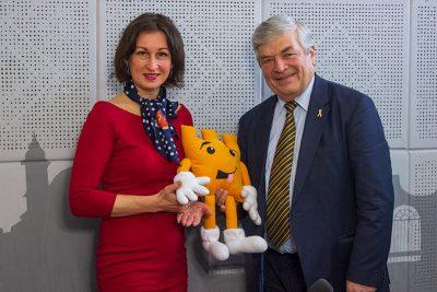 Костянтин Руснак, голова Національної комісії ЮНЕСКО Молдови (ВІДЕО)