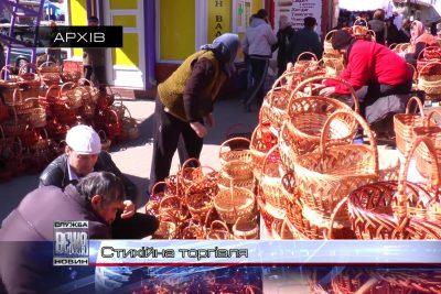 Міська рада наполягає на  впорядкуванні стихійної торгівлі в Івано-Франківську (ВІДЕО)