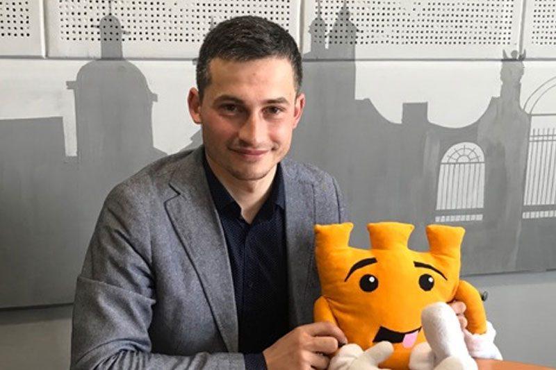 Денис Рудницький, начальник відділу спорту Департаменту молодіжної політики та спорту міської ради (АУДІО)