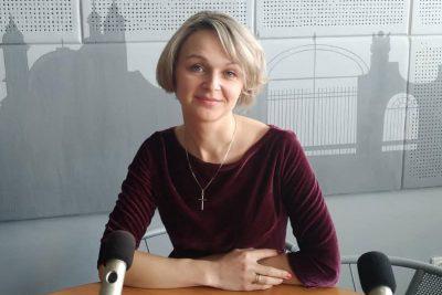 Ірина Заузолкова, вчителька образотворчого мистецтва закладу (АУДІО)
