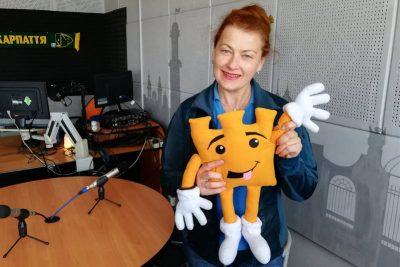 Олександра Кодак, президент Прикарпатського автомобільного клубу (АУДІО)