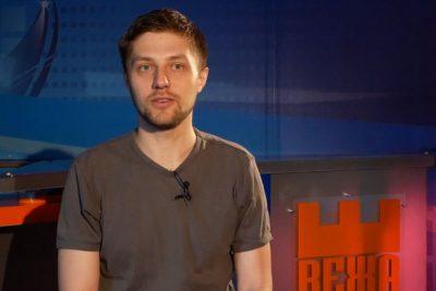 Маркіян Прохасько - журналіст, письменник (ВІДЕО)