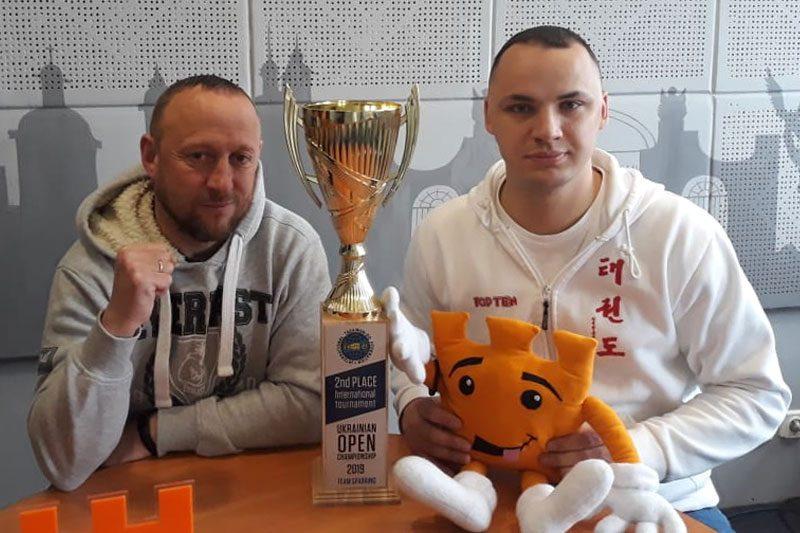 Таеквондисти «Danyshchuk team» завоювали медалі найвищого ґатунку на світових змаганнях (АУДІО)