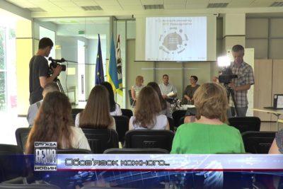 У прикарпатських ОТГ впроваджують проект із популяризації громадського здоров'я (ВІДЕО)