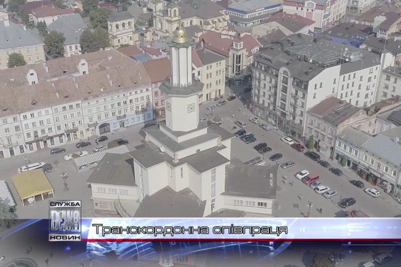 В Івано-Франківській мерії розповіли про співпрацю з містами-партнерами (ВІДЕО)