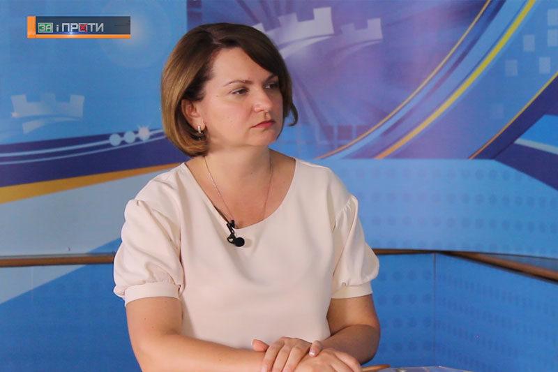 Оксана Савчук, секретар міської ради (ВІДЕО)