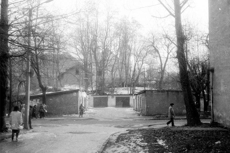 Парки і сквери Станиславова (ч.4) (ВІДЕО)