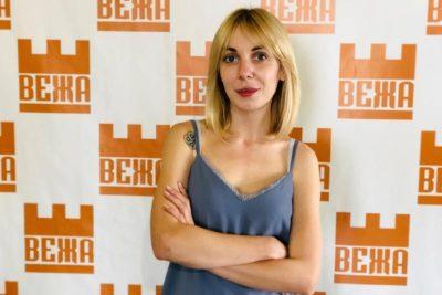 """Мар'яна Заклінська, координатор проекту """"Подолання гравтації. Параска Плитка-Горицвіт (АУДІО)"""