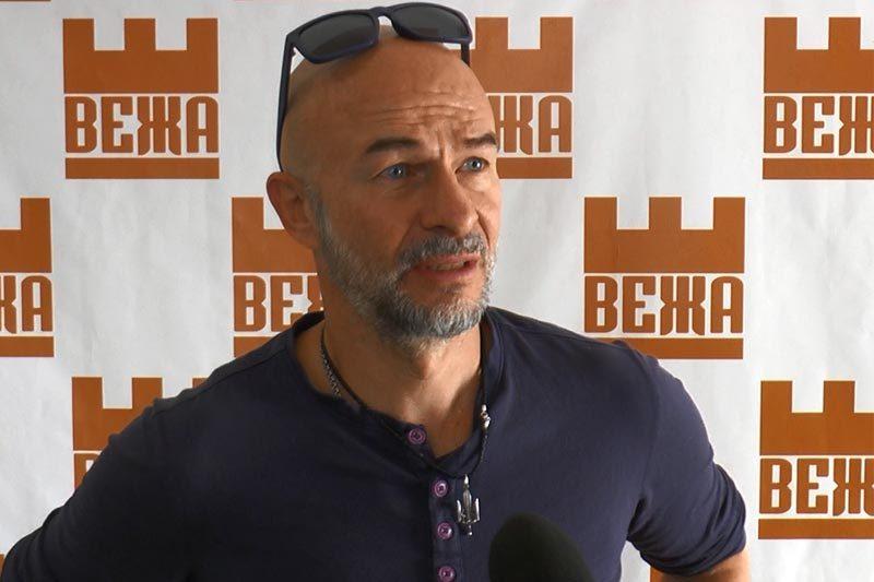 """Олександр Ярмола, лідер гурту """"ГАЙДАМАКИ"""" (АУДІО)"""